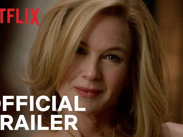 Renée Zellweger has an indecent proposal in the trailer for What/If