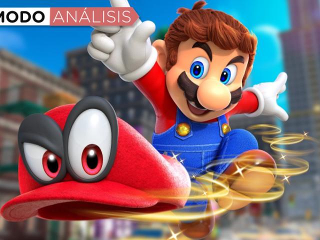 Super Mario Odyssey, análisis: deja todo lo que estés haciendo y corre a jugar esta obra maestra