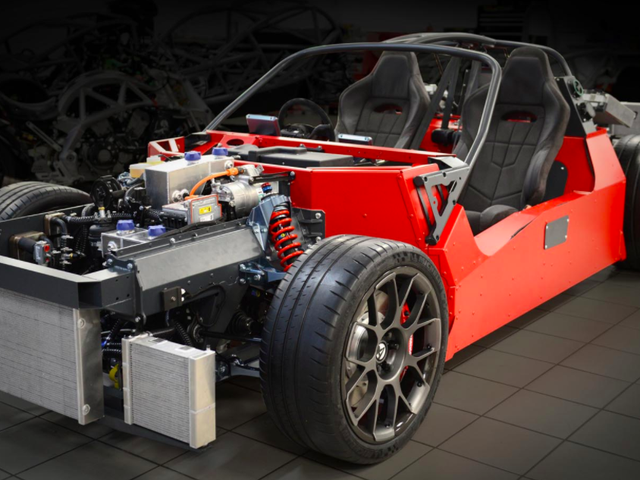 Ariel's New 1180-Horsepower Hybrid HIPERCAR Isn't Just Supposed To Be A Track Toy