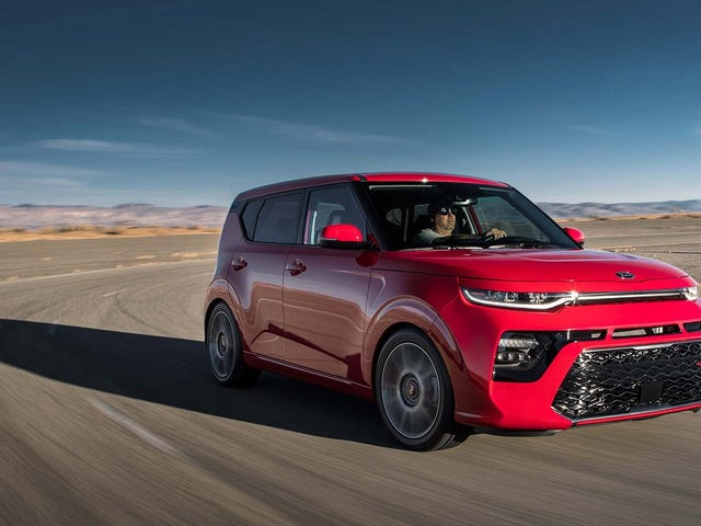 The 2020 Kia Soul starts at $17,490