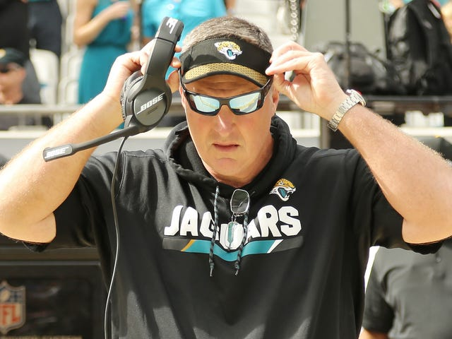 "Doug Marrone Claims He's ""So Pissed Off"" At Not Reaching A Super Bowl That He's Never Watched One"