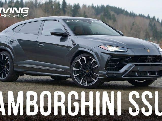 2019 Переглянуто Lamborghini Urus
