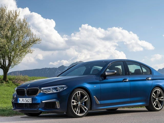 The 2020 BMW M550i to Get 8 Series V8, Will Destroy the Last-Gen M5: Report