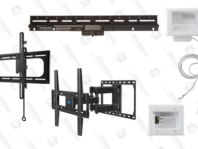 What You Need to Know Before Buying a TV Mounting Bracket