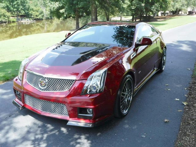 At $57,000, Could Anyone Torque You Outta Buying This 2011 Hennessy Cadillac CTS-V?
