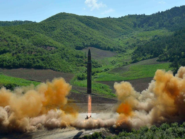 North Korea Claims Successful Test of Intercontinental Missile