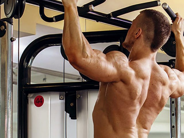 Exercises that Work the Core and Arms
