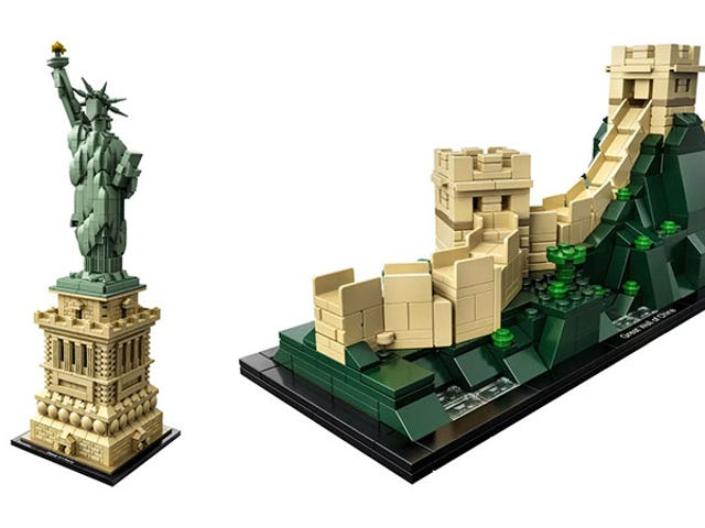 LEGO's Architecture Series Is Still So Good