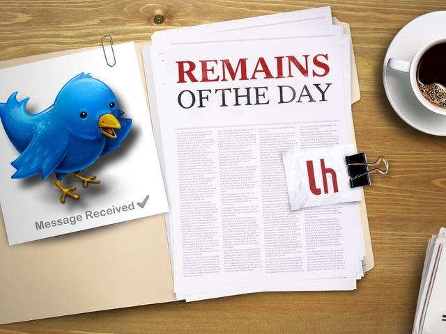 Überbleibsel des Tages: Twitter-Direktnachrichten haben jetzt Belege gelesen