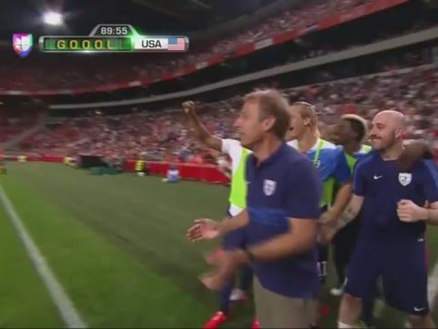 정말 사실이야, 미국 피파 FIFA, 우리가 최고야!
