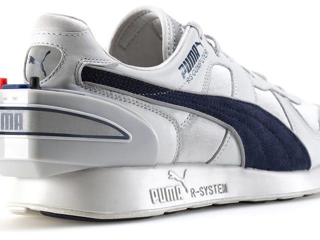 Puma relance sa nouvelle chaussure intelligente âgée de 32 ans, Lightyears en avance sur son temps <em></em>