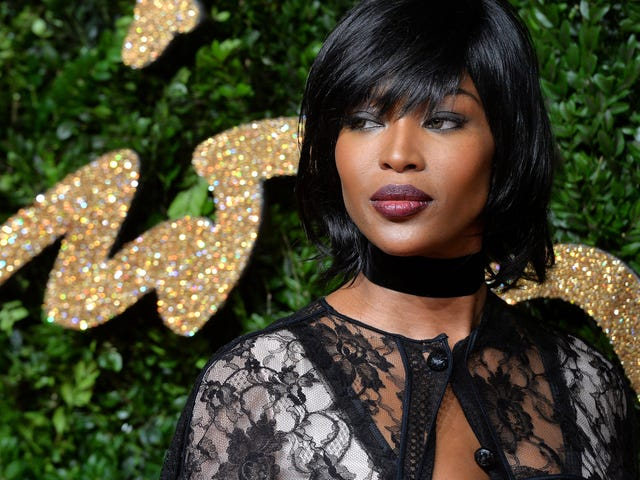 Naomi Campbell and the 'Twice as Good' as White People Myth