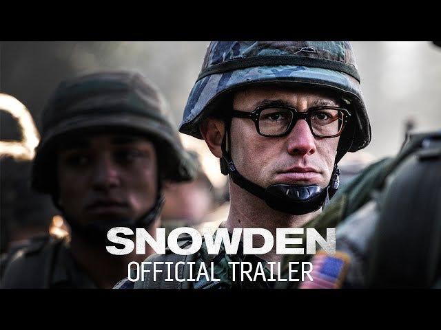 Joseph Gordon-Levitt blæser sammensværgelsen bredt åben i Snowden trailer