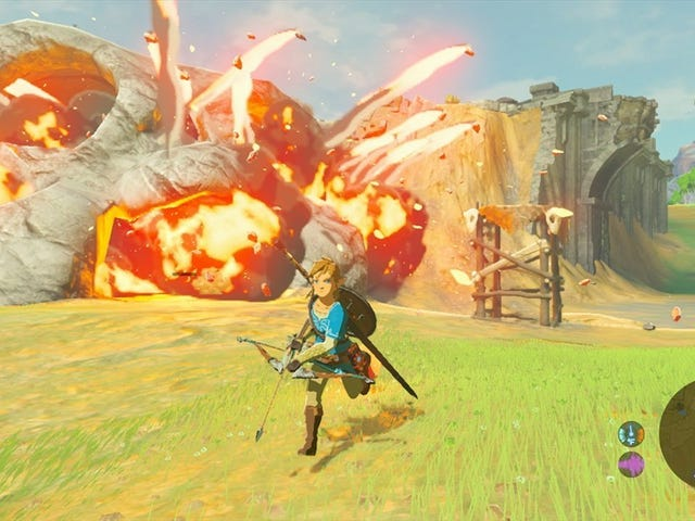 Download Breath of the Wild to Your Switch For the Best Price Ever