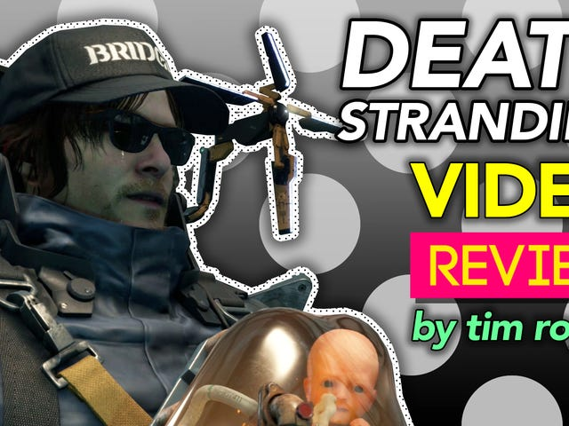 Death Stranding: A revisão do vídeo de Kotaku