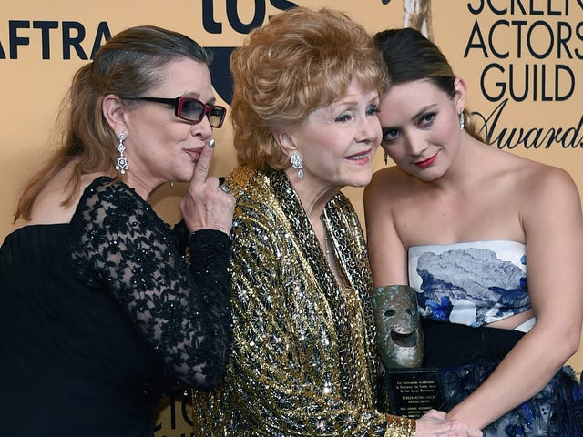 Billie Lourd On Life Since Carrie Fisher and Debbie Reynolds Died: 'Now I Get to Be Just Billie'
