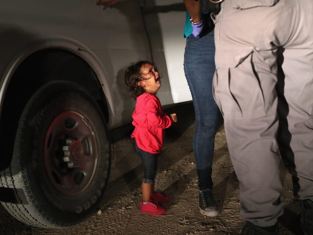 Facebook Fundraiser Raises Over $8 Million for Immigrants in America's Concentration Camps