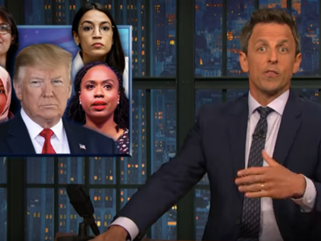 Late-night reacts to Donald Trump still being a racist, only moreso