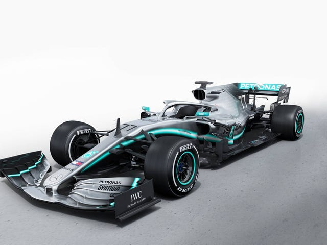 Congratulations to Mercedes-AMG F1 for winning the 2019 F1 World Manufacturers' Championship
