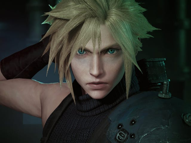 We're Liveblogging Square Enix's E3 Press Conference [Update: It's Over]