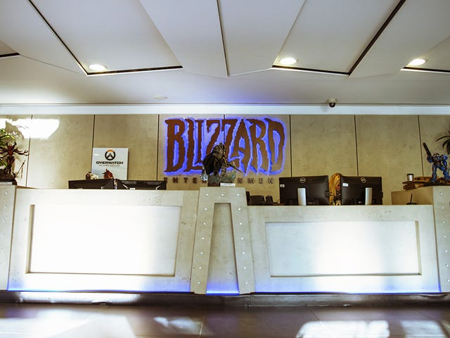 Four Hundred Blizzard France Employees Still Don't Know If They're Laid Off