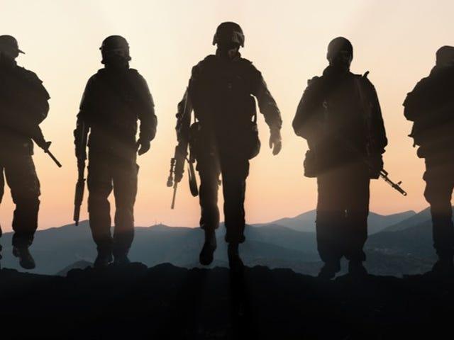 <i>Grunt</i> दिखाता है कि विज्ञान कैसे एक सैनिक के जीवन को थोड़ा कम कर सकता है