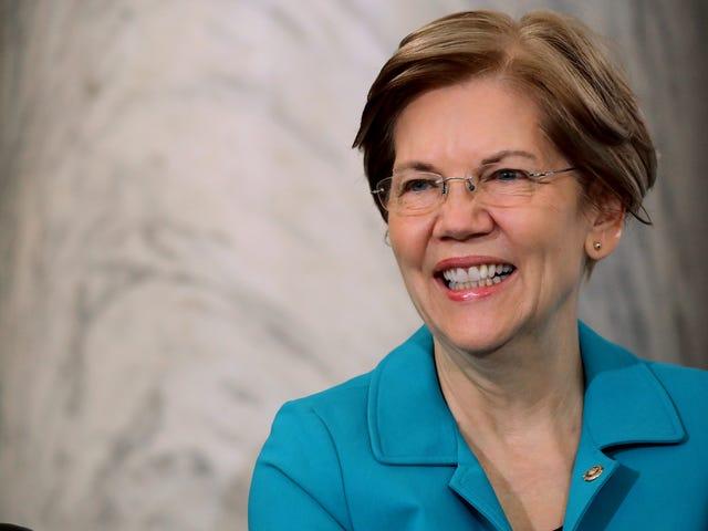 Elizabeth Warren kunngjør presidentbud og velger en svart kvinne som sin stabschef