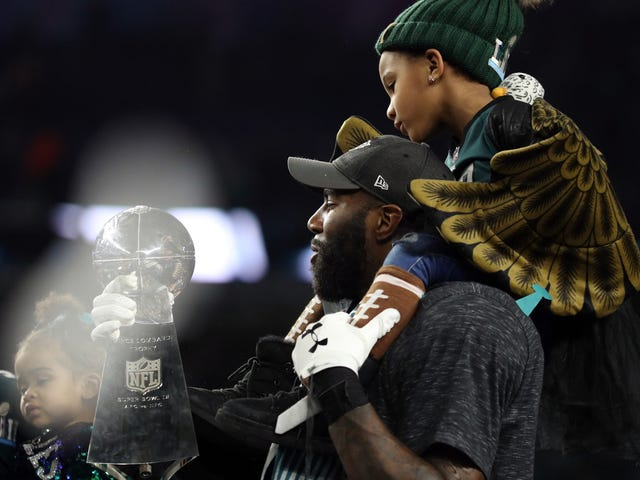 Some Eagles Players Have Already Said They Will Pass on a White House Visit