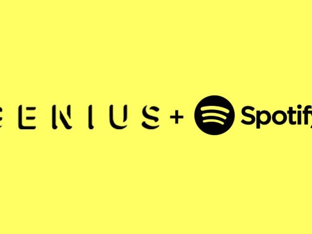 Spotify se alía con Genius para contarte la historia de la canción que escuchas