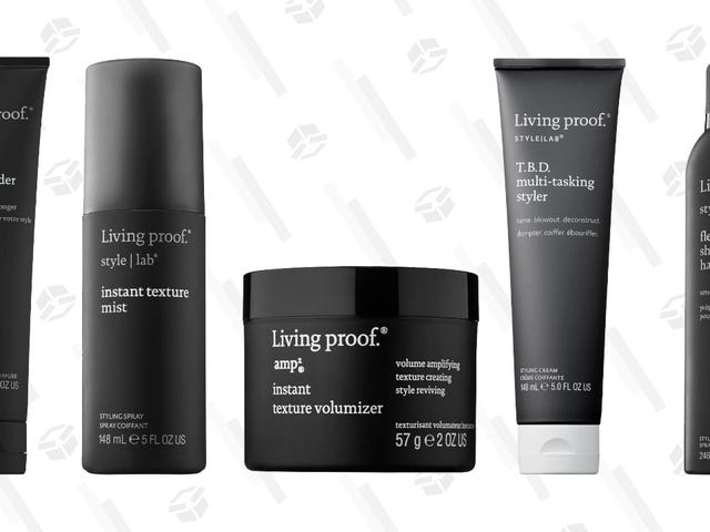 A Lot of Living Proof Stylers Are on Sale at Sephora
