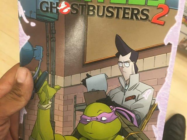 What's the weirdest comic book hero team up?