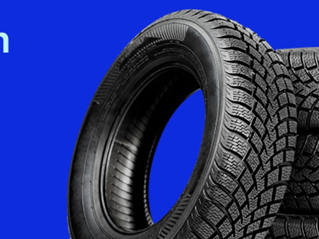 Grab a New Set of Tires (Or Two) With This $100 Discount