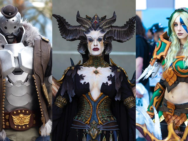 Our Favorite Cosplay From BlizzCon 2019