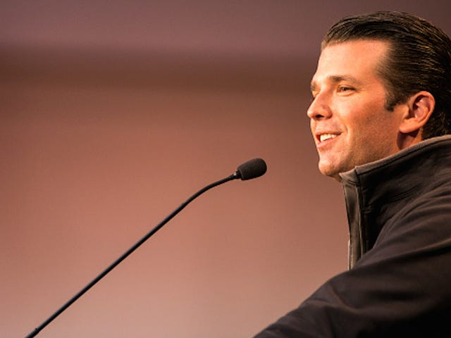 Donald Trump Jr. Knew Prior to Meeting That Russia Supported His Father