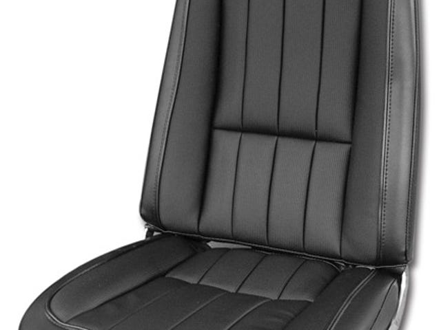 It's time to put seats in the Corvette. But which ones?
