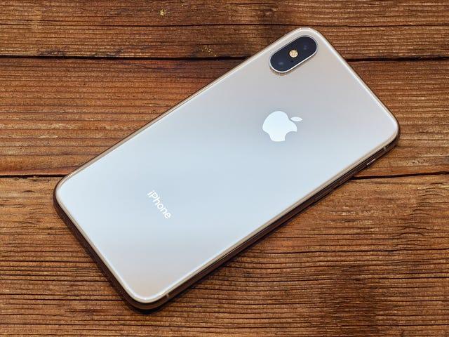 Etsi viaton haavoittuvuus kaikissa iPhonissa 4S - X