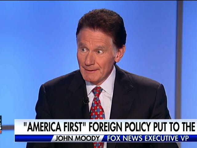 """Fox News VP Who Whined About """"Darker, Gayer, Different"""" U.S. Olympic Team Leaves Network"""