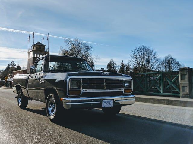 Fort Langley DOTS Dump II: First Gen Rams