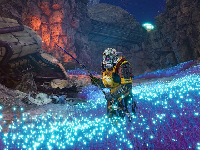 How To Start The Outer Worlds' Peril On Gorgon DLC
