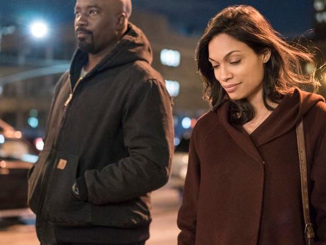 The women of Luke Cage buoy the series and its lead