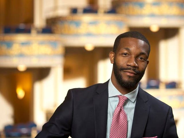 Ala. Mayoral Candidate Randall Woodfin Is a Sign of the Growing Progressive Movement in the South