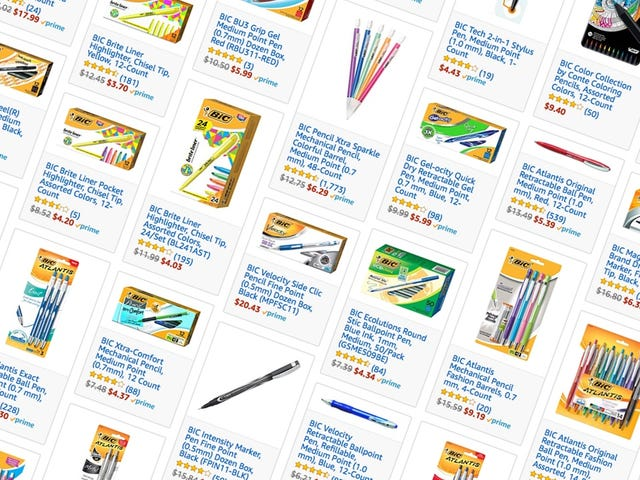 Stock Up On Office Supplies From This One-Day Amazon Sale