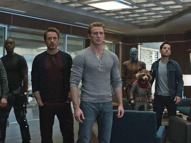 Avengers: Endgame incluirá más escenas nunca vistas en su versión en BluRay