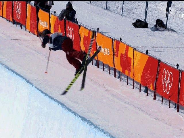 Cassie Sharpe Wins Ski Halfpipe Gold After Defending Champ Maddie Bowman's Devastating Crash