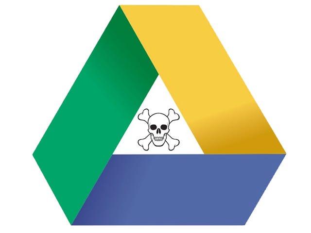 Googleドライブで本当に何が起こっているのですか