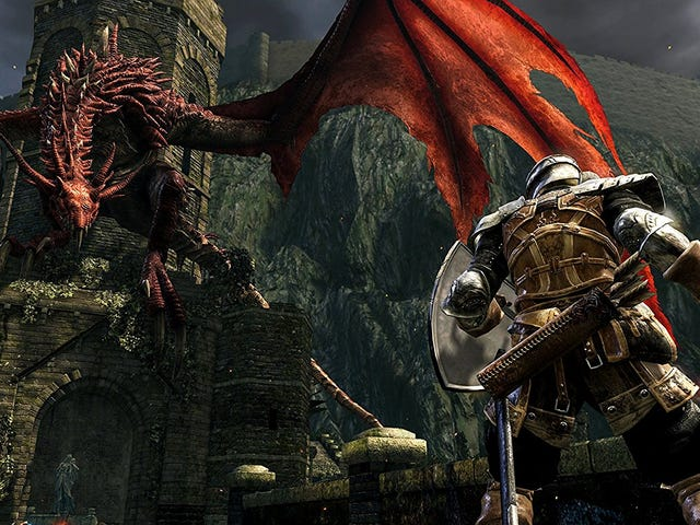 Download Dark Souls Remastered To Your PS4 For $28