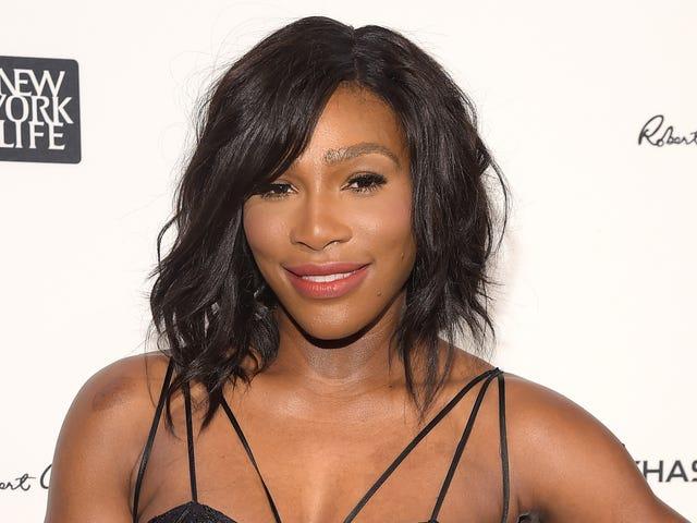 Serena Williams appelle les ennemis, citations Maya Angelou dans le discours du sportif de l&#39;année <i>SI</i>