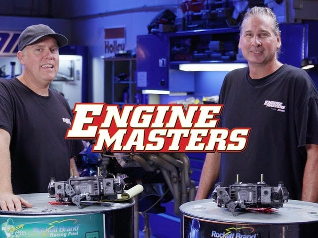Gas vs. E85: Power and Pros & Cons - Engine Masters Ep. 30