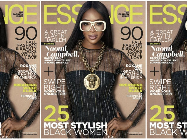 This Is How We Do It: Essence's September Issue—Starring Naomi!—Is a Study in Black Excellence