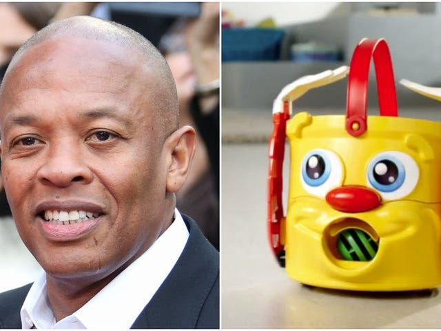 Dr. Dre meets Mr. Bucket as Hasbro buys Death Row Records for some godforsaken reason